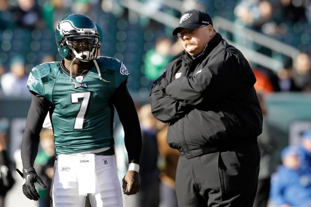 Philadelphia Eagles Setting Themselves Up for Failure Despite 2012 Hype