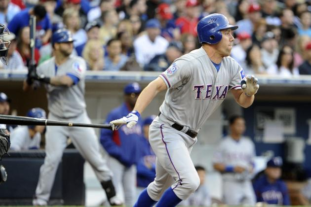 David Murphy Helps Take Pressure off of Texas Rangers' Pitchers