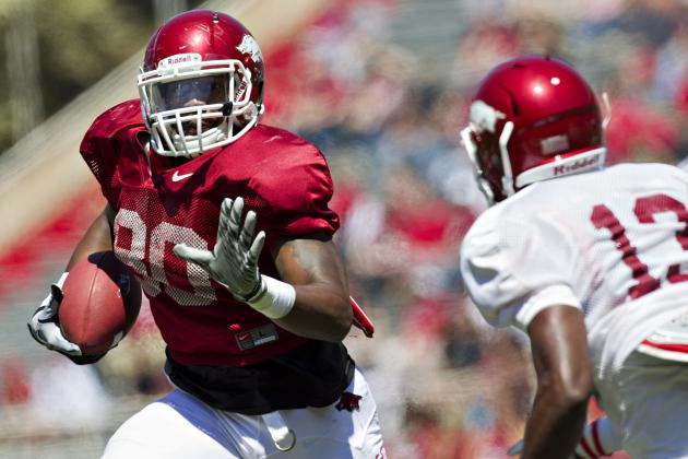 Arkansas Football 2012: Razorbacks Make a Smart Move to Get on CBS Sports