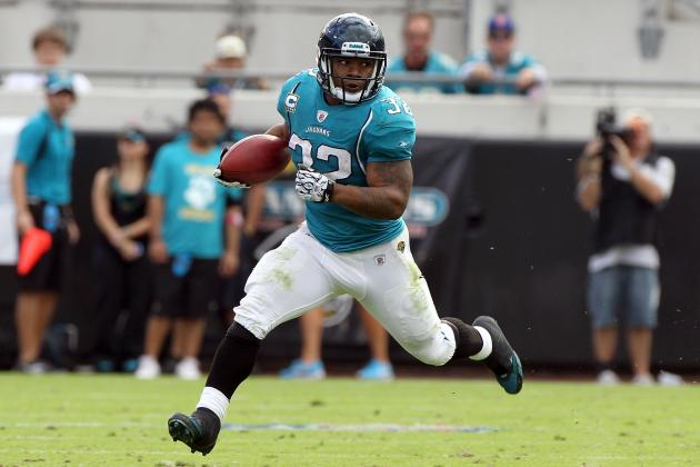 Prolonged Maurice Jones-Drew Holdout Still a Disaster for Jaguars?