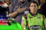 So Danica Patrick Dropped an F-Bomb on Live TV Yesterday...