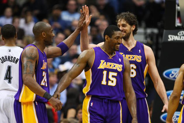 Unorthodox Lineup Combinations for Los Angeles Lakers to Consider This Season