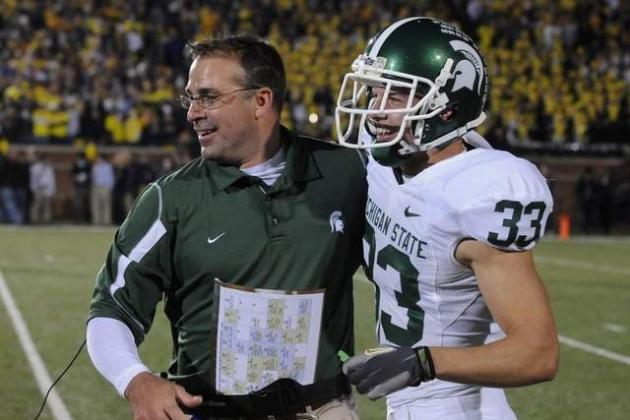 Michigan State Football: Meet Defensive Coordinator Pat Narduzzi
