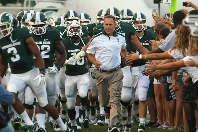 Best Case/Worst Case: Michigan State