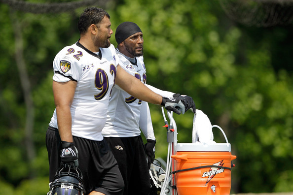Baltimore Ravens Training Camp News and Notes: August 20