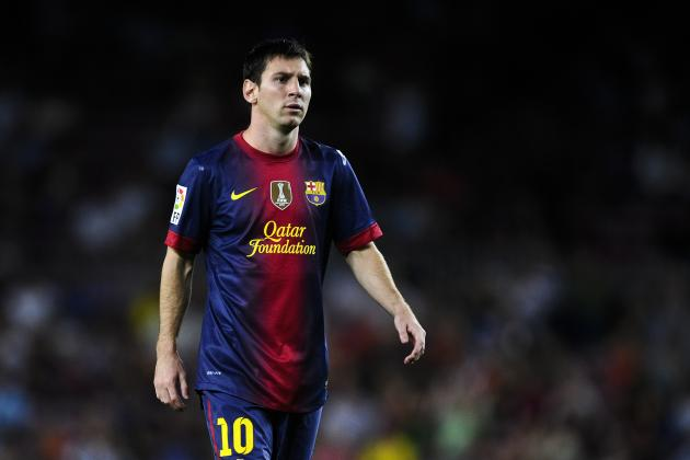 Manchester City Accidentally Made Bid for Lionel Messi