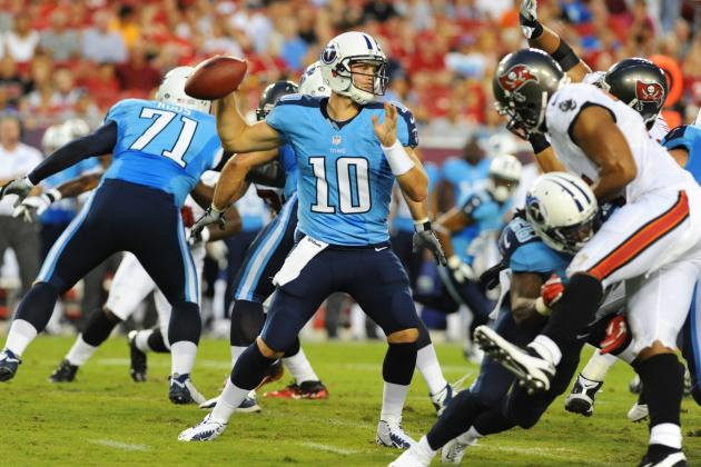 Jake Locker: Why the Titans Quarterback Is a Top Fantasy Football Sleeper