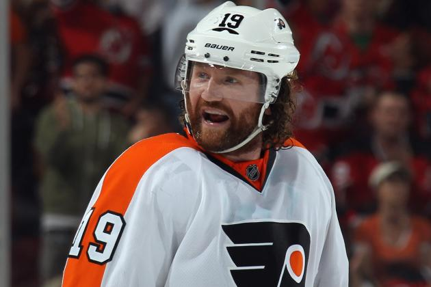 Flyers' Hartnell Gets Six-Year Extension