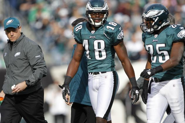 Philadelphia Eagles WR Jeremy Maclin: 2012 Fantasy Football Profile
