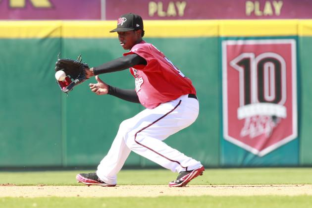 MLB Prospects: Top 10 GIFs of Potential September MLB Call-Ups