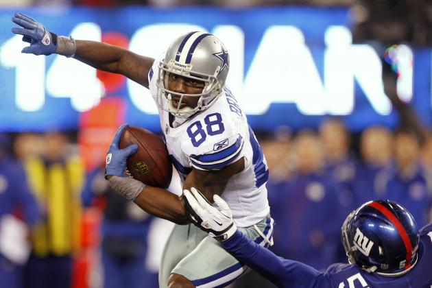 Fantasy Football Rankings 2012: Wide Receivers Ready to Crack the Top 10