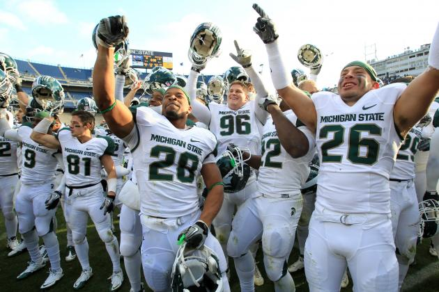 Big Ten Breakdown 2012: Michigan State Spartans, Part 3, Defense