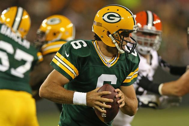 Where Green Bay Packers Stand Heading into Preseason Week 3