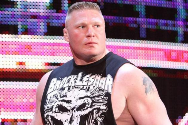 WWE SummerSlam 2012: Brock Lesnar's Last Fight Shouldn't Be vs. Triple H