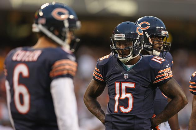 Chicago Bears Season Preview: Wide Receivers