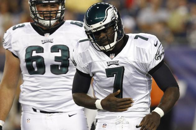 Fantasy Football 2012: Is Michael Vick Worth an Early-Round Pick?