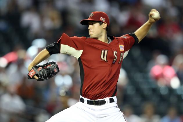 2012 Fantasy Baseball Prospect Report: Arizona Diamondbacks' Tyler Skaggs
