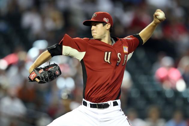 2012 Fantasy Baseball Prospect Report: Arizona Diamondbacks' Tyler Skaggs