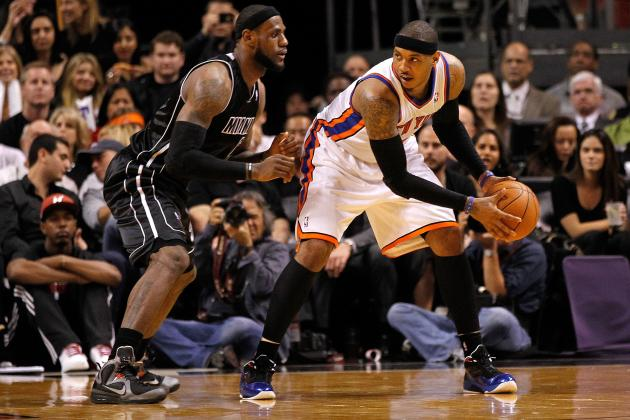 Is Carmelo Anthony Now the Most Polarizing Player in the NBA?