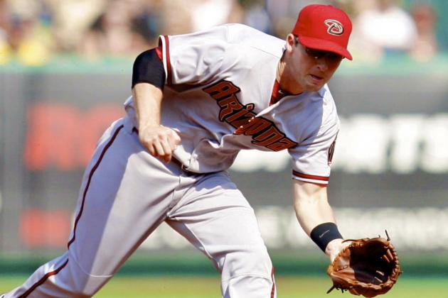 Arizona Diamondbacks Trade Stephen Drew to Athletics for Sean Jamieson