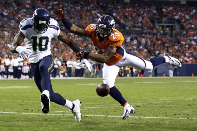 Terrell Owens: Breaking Down Every Target from Seattle vs. Denver