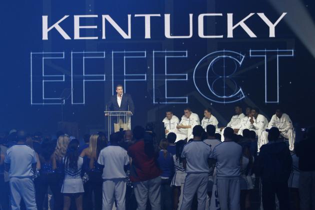 Kentucky Basketball: Why There's More to John Calipari Besides Recruiting