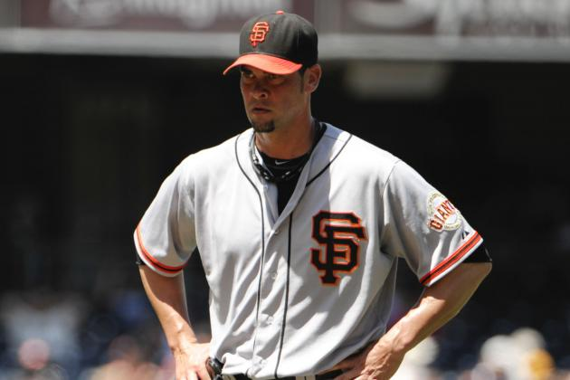 Ryan Vogelsong: Has the Magic Run Out for the San Francisco Giants Star Pitcher?