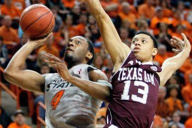 Texas A&M Basketball: B/R Talks to Texas A&M Sophomore Guard Jordan Green