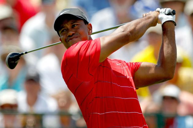 Tiger Woods: What the 2012 Barclays Tourney Could Mean for the Struggling Star