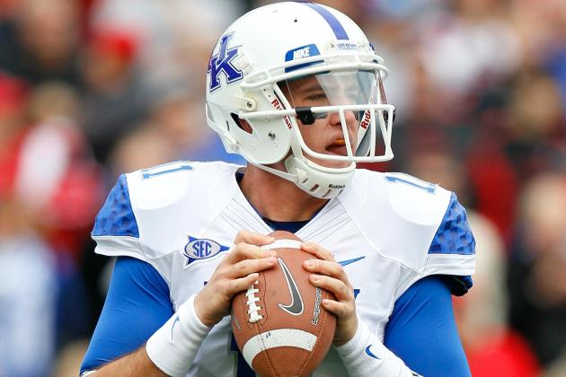 Kentucky Football: Wildcats Make the Right Choice to Start Maxwell Smith at QB