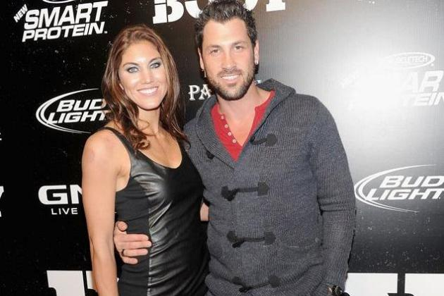 Hope Solo: Dancing with the Stars Partner Reportedly Ready to Sue US Soccer Star