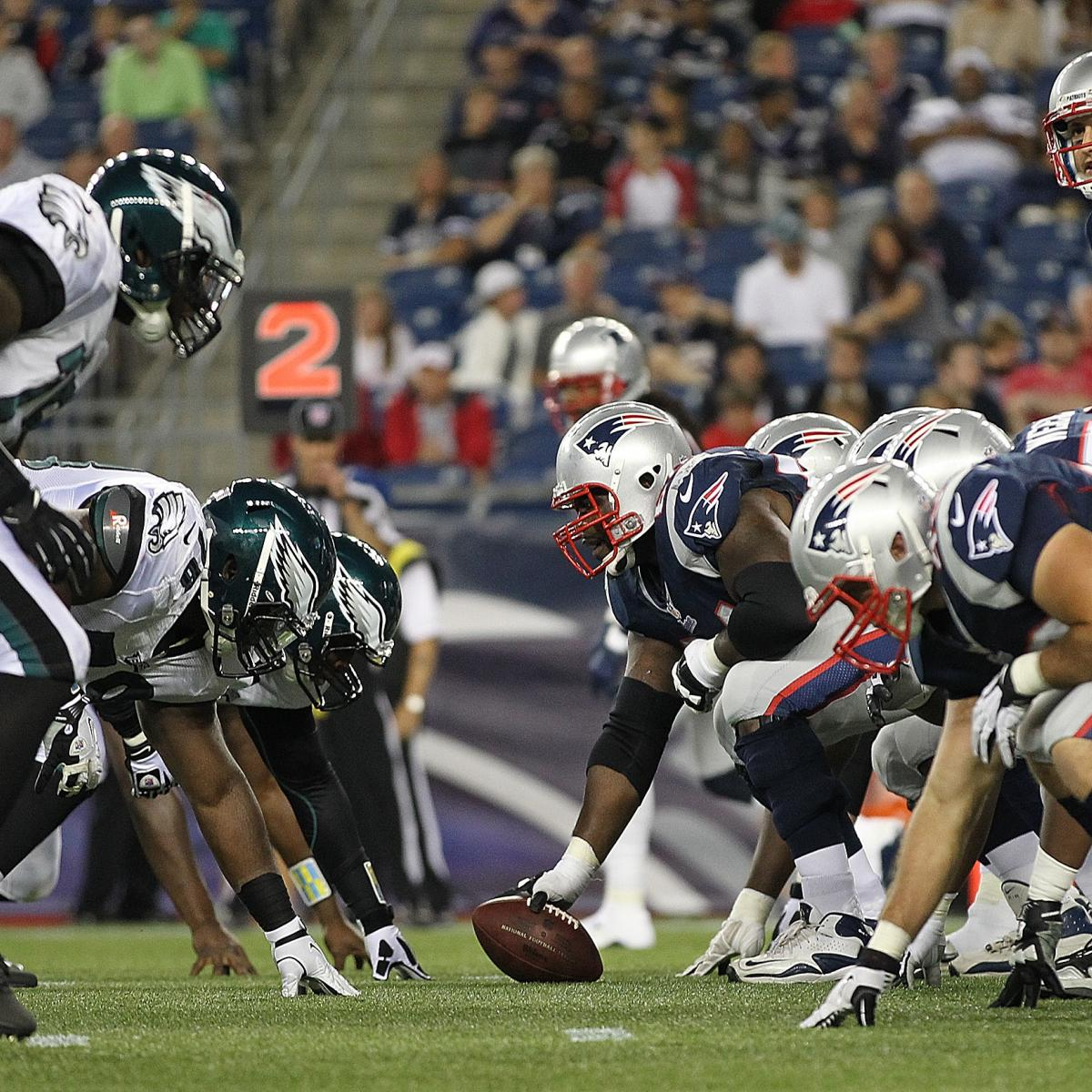 Eagles vs. Patriots: 10 Things We Learned from New England ...