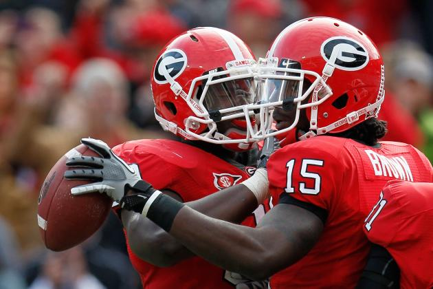 Georgia Football: Marlon Brown's Last Chance for a Breakout Season with Bulldogs