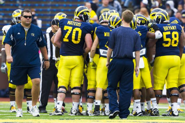 Michigan Football 2012: Wolverines Have to Closely Monitor Ondre Pipkins' Status