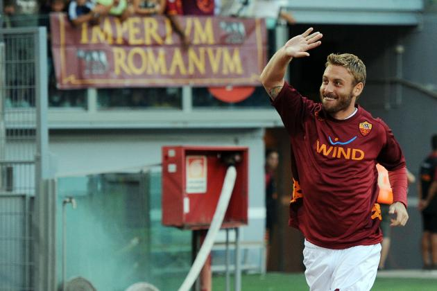 Daniele De Rossi Snubs Rumored Manchester City Transfer, Will Stay at Roma
