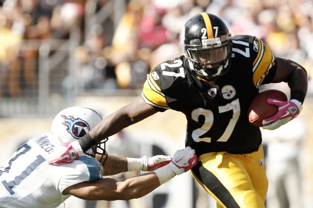 2012 Fantasy Football Draft Prep: ADP Trends for Running Backs