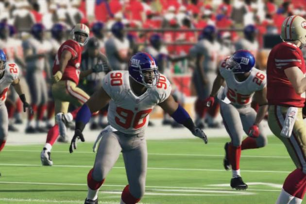 Madden 13 Player Ratings: Jason Pierre-Paul and Stars That Were Top-10 Snubs