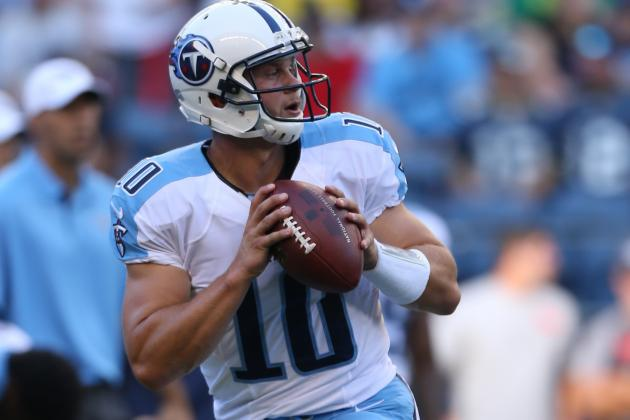 Tennessee Titans: How Jake Locker Changes the Dynamic of Titans' Offense