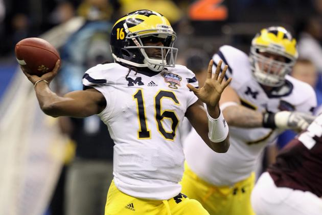 Michigan Football: Most Important Matchups for Denard Robinson's Heisman Hopes