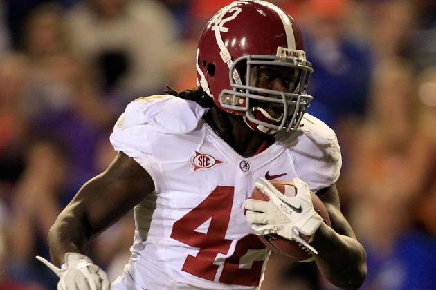 Alabama Football: Is Crimson Tide Backfield Too Young to Win Big?