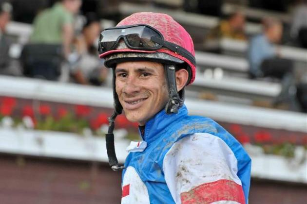 Jockey Hurt When Mount Breaks Leg at Saratoga