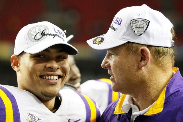 LSU Football: Why Dismissing Tyrann Mathieu Was the Right Call