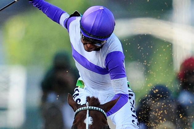 Mario Gutierrez Rides Taylor Said to Victory in 77th Longacres Mile