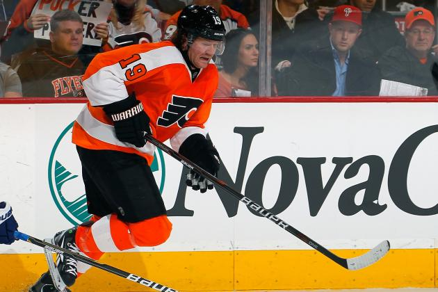 Report: Scott Hartnell's Deal Includes a No-Movement Clause