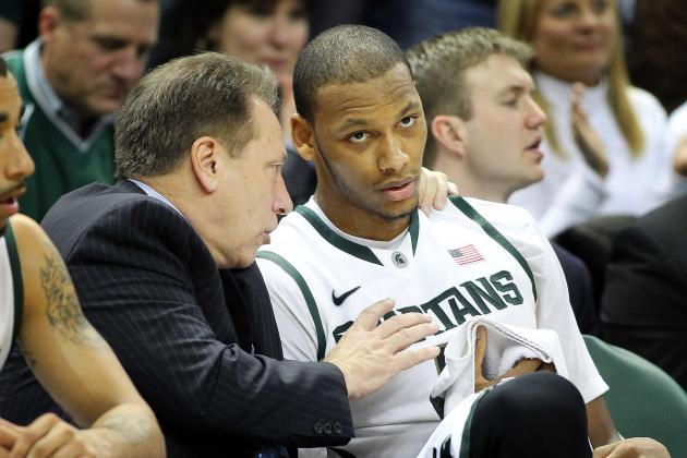 Michigan State Basketball: Why Adreian Payne Is Poised for a Huge 2012-13