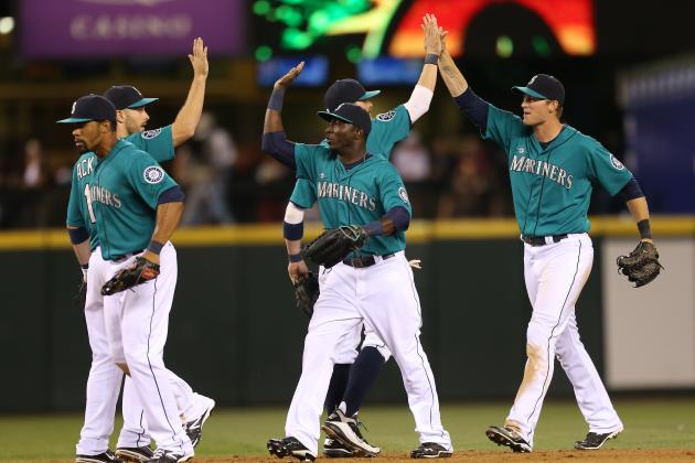 Mariners Now Have Best Record Since the All-Star Break