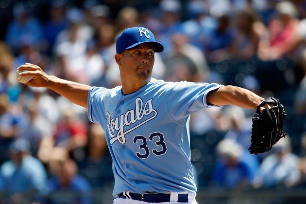 2012 Fantasy Baseball Projections: Is Royals' Jeremy Guthrie Worth an Add?