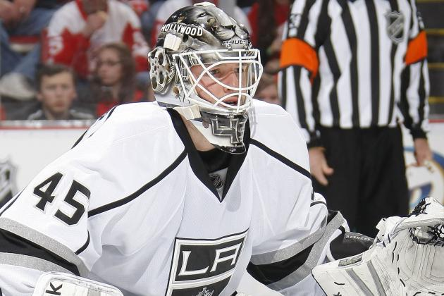 NHL Trade Rumors: The Latest Talk on LA Kings' Jonathan Bernier