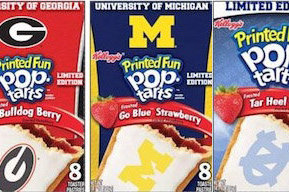 Michigan Football: Finally, You Can Eat the Michigan Logo Printed on a Pop-Tart