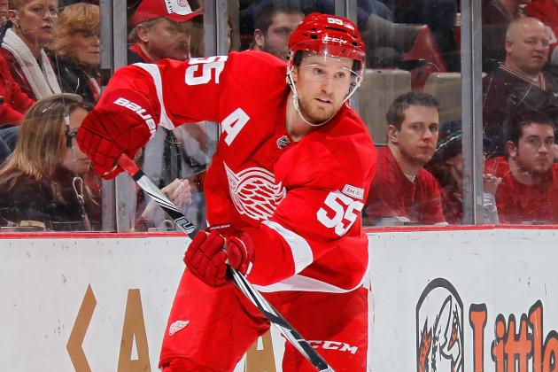 NHL Columnist: Red Wings' Niklas Kronwall Must Elevate His Game